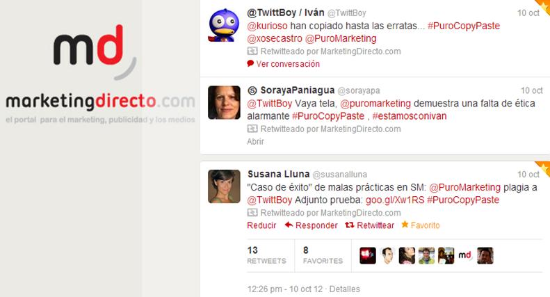 RT Marketing Directo